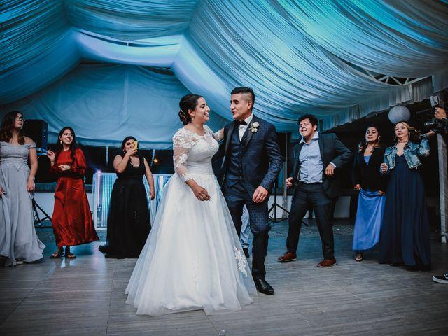 La boda de Gustavo y Isabell en Cuautitlán Izcalli, Estado México 247