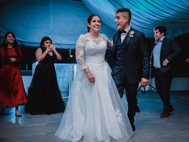 La boda de Gustavo y Isabell en Cuautitlán Izcalli, Estado México 248