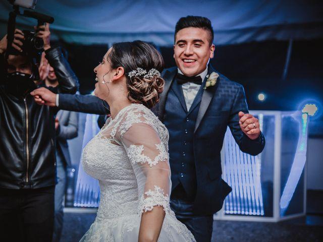 La boda de Gustavo y Isabell en Cuautitlán Izcalli, Estado México 249