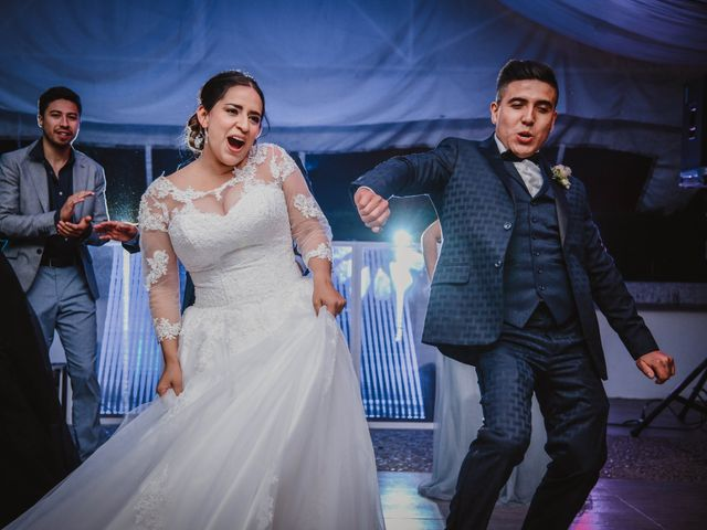 La boda de Gustavo y Isabell en Cuautitlán Izcalli, Estado México 250