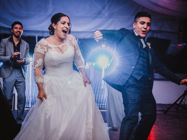 La boda de Gustavo y Isabell en Cuautitlán Izcalli, Estado México 251
