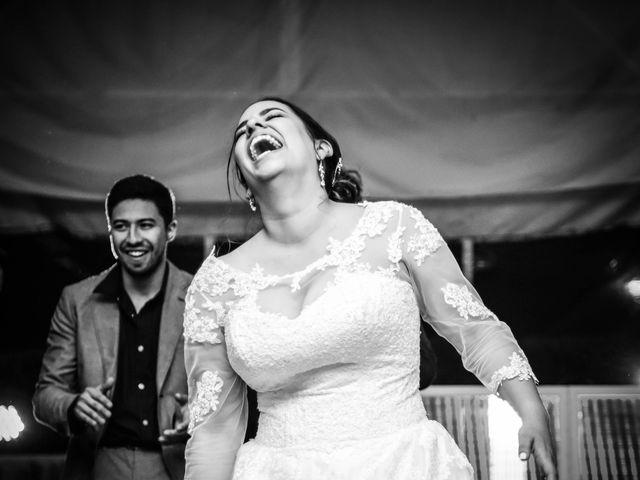 La boda de Gustavo y Isabell en Cuautitlán Izcalli, Estado México 252