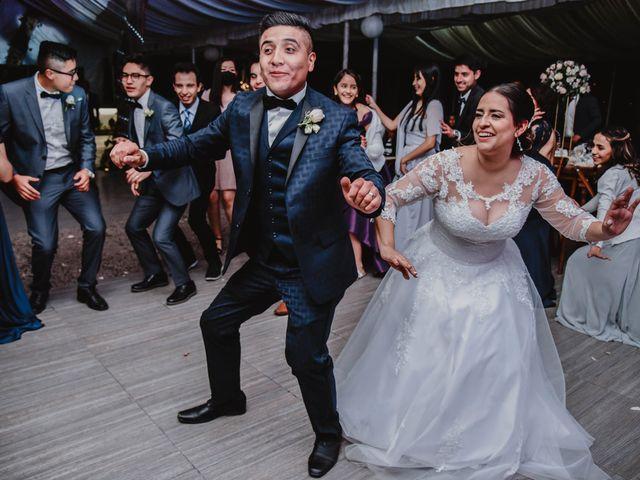 La boda de Gustavo y Isabell en Cuautitlán Izcalli, Estado México 253