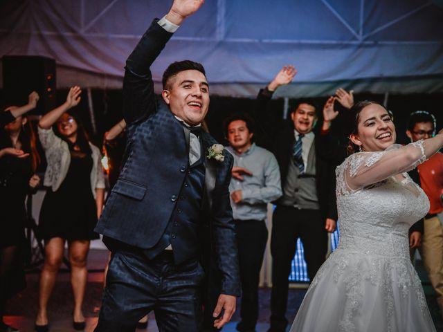 La boda de Gustavo y Isabell en Cuautitlán Izcalli, Estado México 254