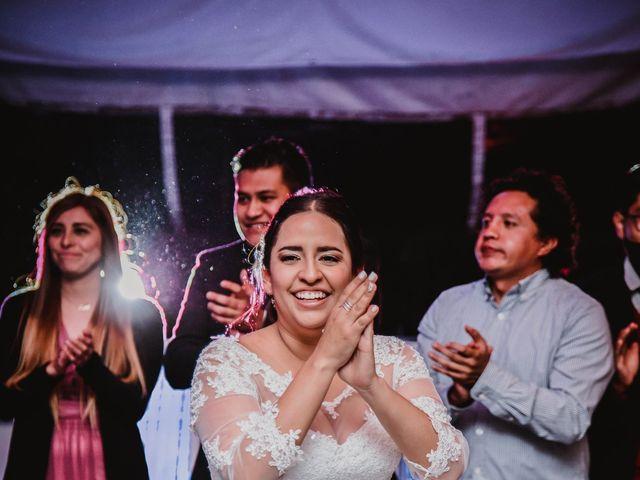 La boda de Gustavo y Isabell en Cuautitlán Izcalli, Estado México 256