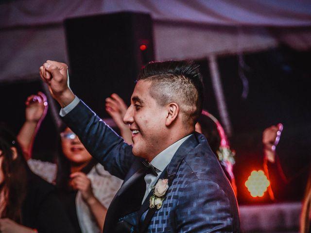 La boda de Gustavo y Isabell en Cuautitlán Izcalli, Estado México 257