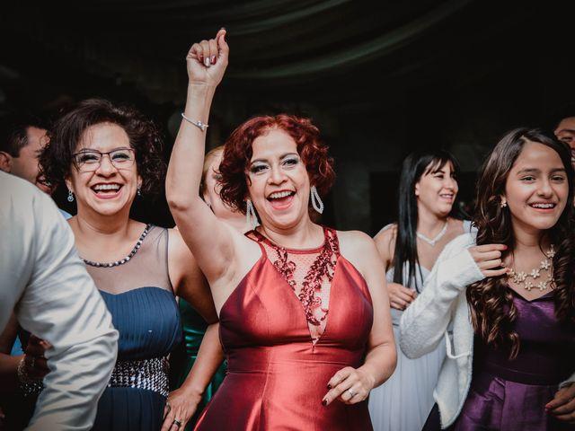 La boda de Gustavo y Isabell en Cuautitlán Izcalli, Estado México 259