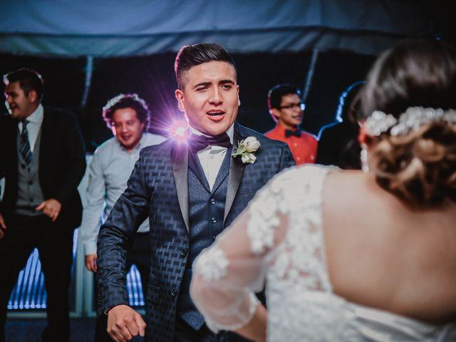 La boda de Gustavo y Isabell en Cuautitlán Izcalli, Estado México 260
