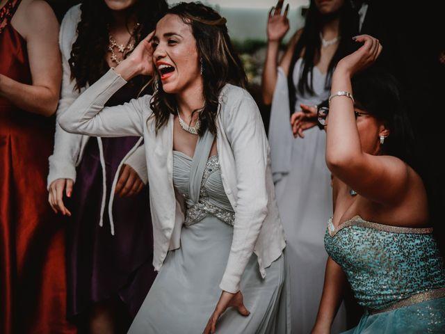 La boda de Gustavo y Isabell en Cuautitlán Izcalli, Estado México 262