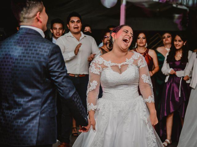 La boda de Gustavo y Isabell en Cuautitlán Izcalli, Estado México 263