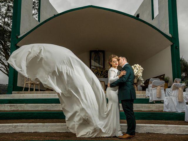 La boda de Rosalinda y Jesse
