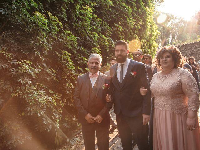 La boda de Oscar y Mariana en Coyoacán, Ciudad de México 10