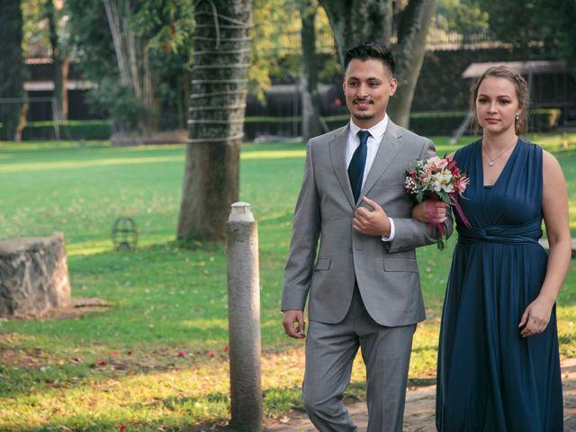La boda de Oscar y Mariana en Coyoacán, Ciudad de México 11