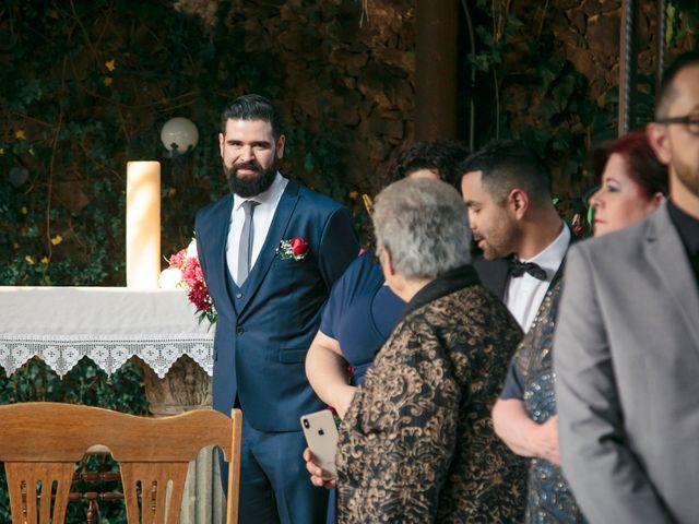 La boda de Oscar y Mariana en Coyoacán, Ciudad de México 14