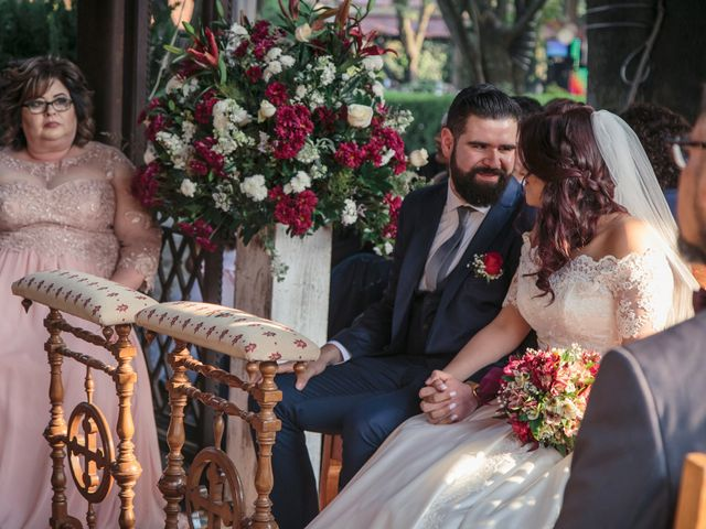 La boda de Oscar y Mariana en Coyoacán, Ciudad de México 17