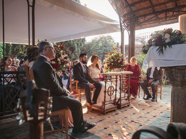La boda de Oscar y Mariana en Coyoacán, Ciudad de México 22