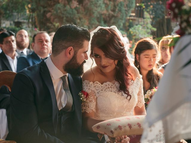 La boda de Oscar y Mariana en Coyoacán, Ciudad de México 23