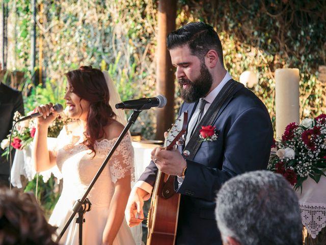 La boda de Oscar y Mariana en Coyoacán, Ciudad de México 26