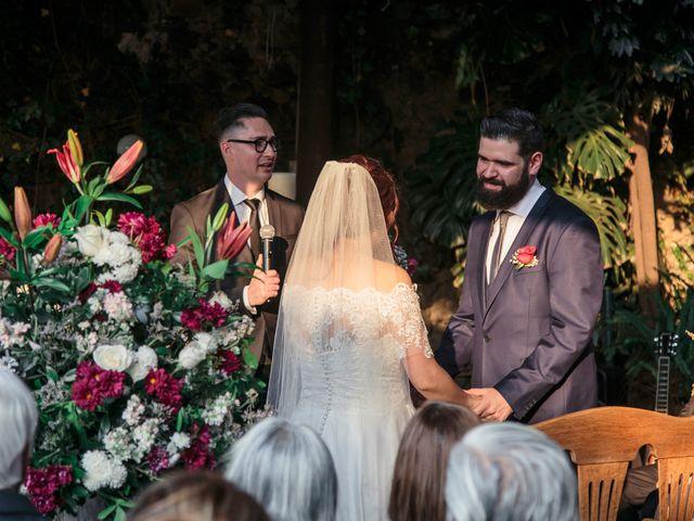 La boda de Oscar y Mariana en Coyoacán, Ciudad de México 28