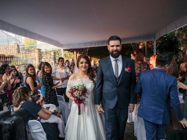 La boda de Oscar y Mariana en Coyoacán, Ciudad de México 29