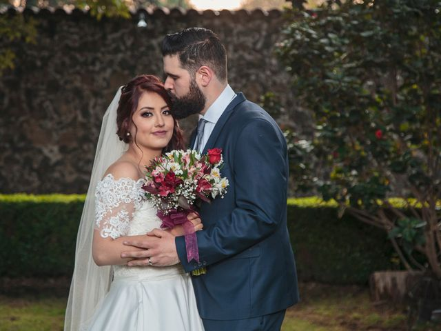 La boda de Oscar y Mariana en Coyoacán, Ciudad de México 30