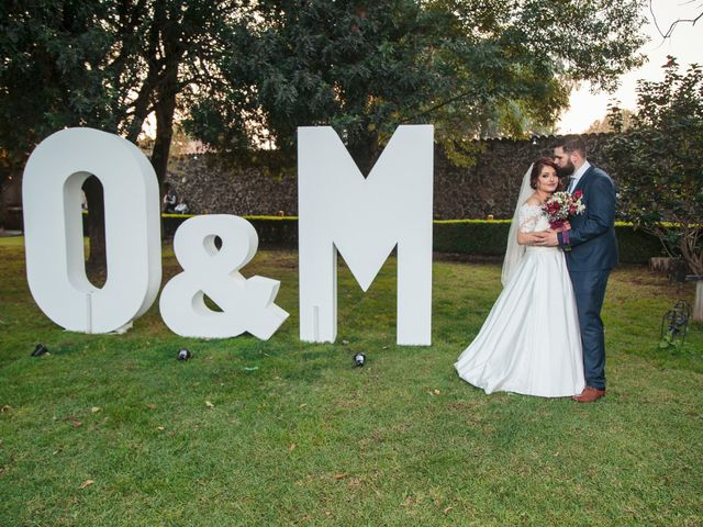 La boda de Oscar y Mariana en Coyoacán, Ciudad de México 31