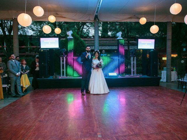 La boda de Oscar y Mariana en Coyoacán, Ciudad de México 45