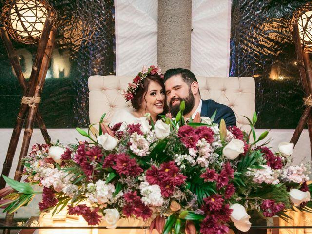 La boda de Oscar y Mariana en Coyoacán, Ciudad de México 2