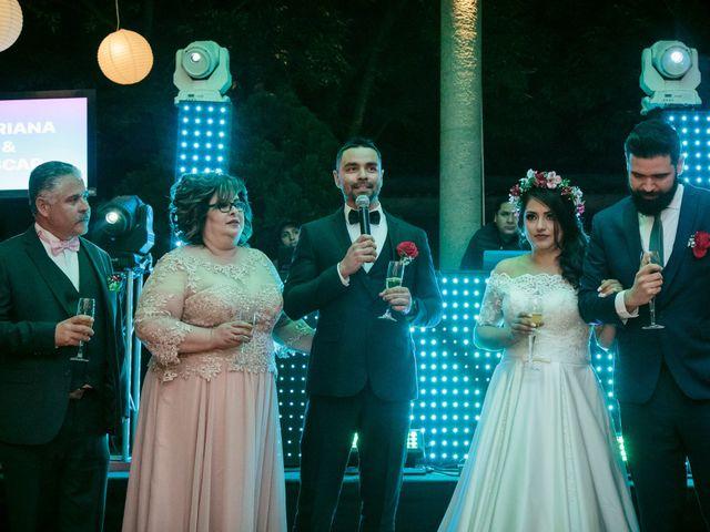 La boda de Oscar y Mariana en Coyoacán, Ciudad de México 48