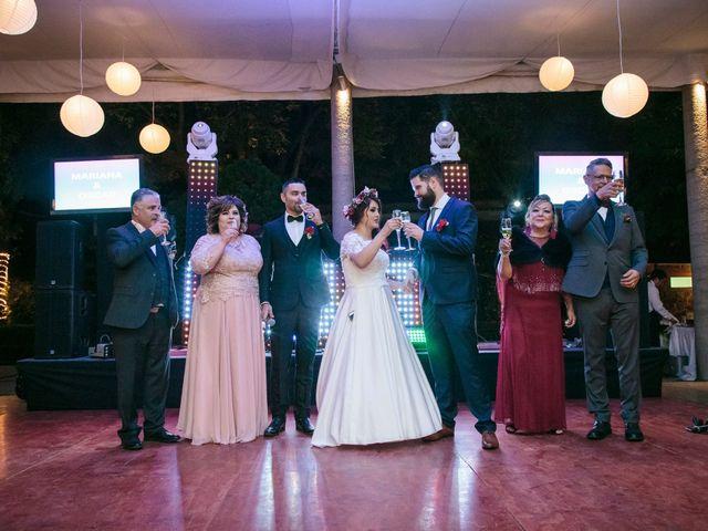 La boda de Oscar y Mariana en Coyoacán, Ciudad de México 49