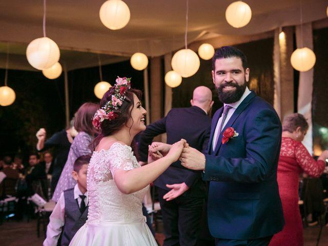 La boda de Oscar y Mariana en Coyoacán, Ciudad de México 53