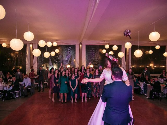 La boda de Oscar y Mariana en Coyoacán, Ciudad de México 56
