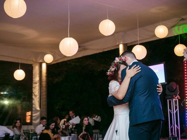 La boda de Oscar y Mariana en Coyoacán, Ciudad de México 62