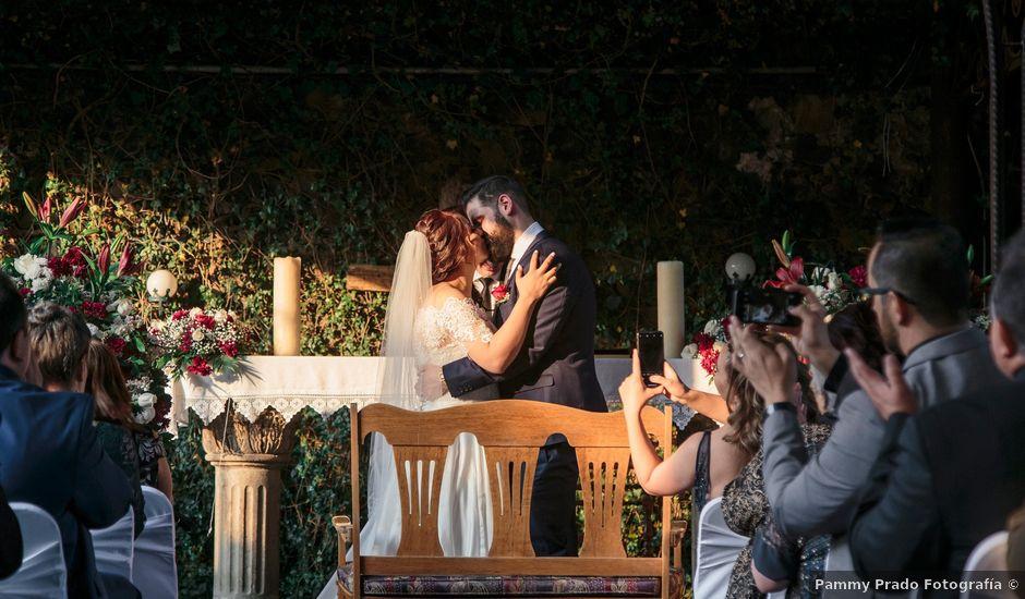 La boda de Oscar y Mariana en Coyoacán, Ciudad de México