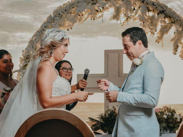 La boda de Birshal y Roberto