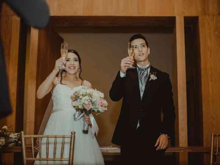 La boda de Denisse y Alberto