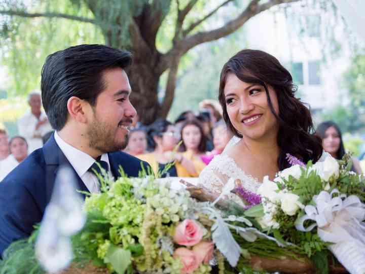 La boda de Adri y Marcos