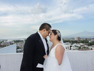 La boda de Lila y Noe 1