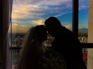 La boda de Lila y Noe