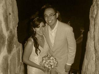 La boda de Fabiola y Christian
