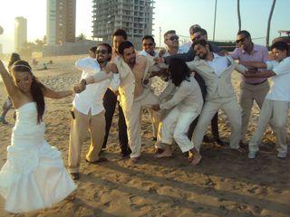La boda de Elena y Omar 1