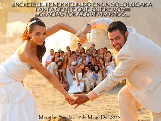 La boda de Elena y Omar 2