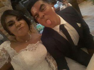 La boda de Ariadna y Antonio