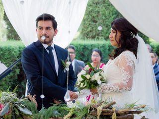 La boda de Adri y Marcos 1
