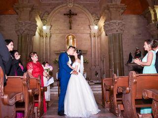 La boda de Janeth y Randy