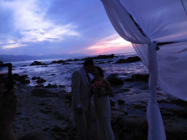 La boda de Christian  y Fabiola en Puerto Vallarta, Jalisco 5
