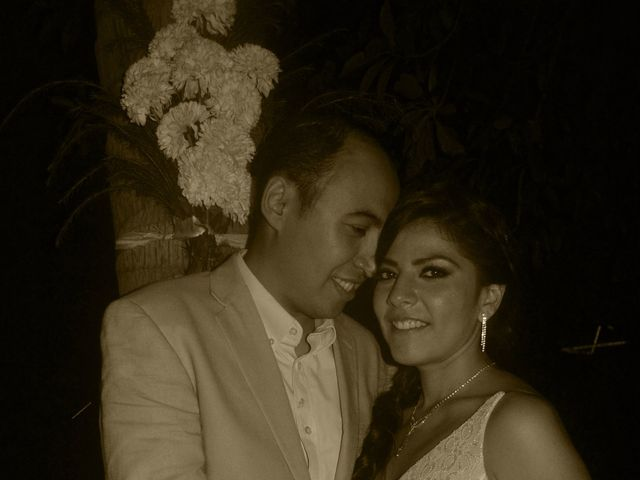 La boda de Christian  y Fabiola en Puerto Vallarta, Jalisco 9
