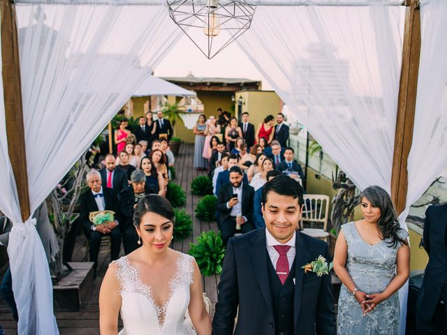 La boda de Zoe y Miguel