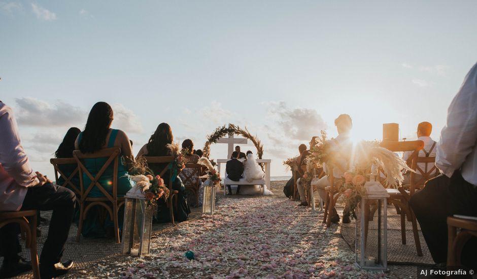 La boda de Eduardo y Avecita en Acapulco, Guerrero