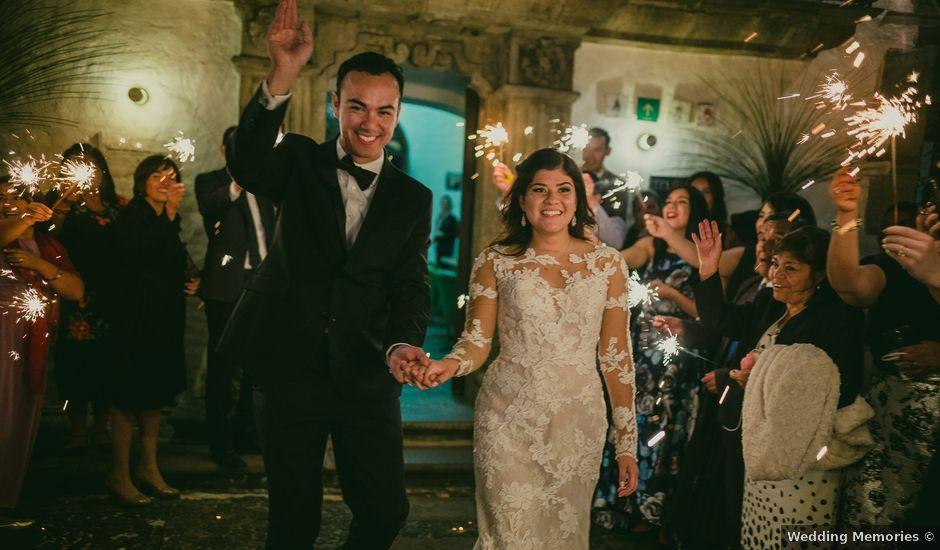 La boda de Marcos y Diana en Cuernavaca, Morelos